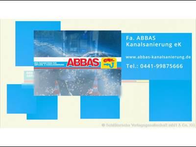 ABBAS Abfluss & Kanalsanierung
