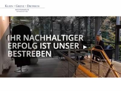 Klein, Greve, Dietrich Rechtsanwälte Partnerschaft MBB