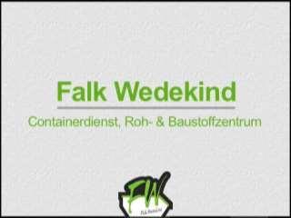 Containerdienst Falk Wedekind