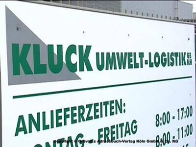 Containerdienst Kluck Umwelt Logistik