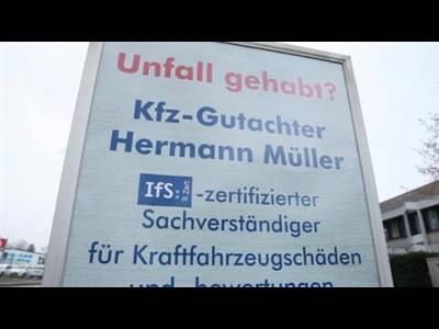 Hermann Müller, Ifs.-zert. Sachverständiger