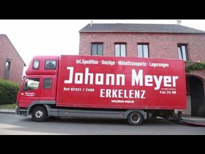 Internationale Möbelspedition Johann Meyer