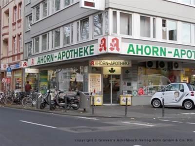AHORN-APOTHEKE WOLFGANG WIRTZ