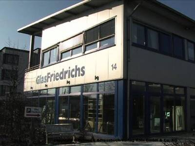 Glas Friedrichs