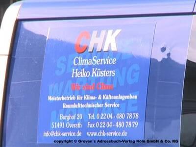 CHK ClimaService