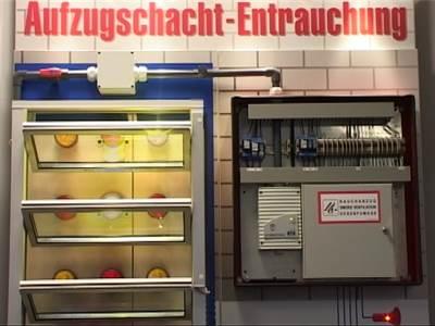 BTR Brandschutz-Technik und Rauchabzug GmbH