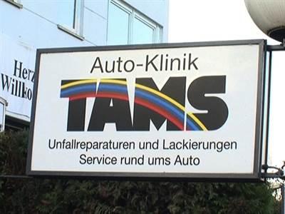 Auto-Klinik Tams - Hans-Dieter Tams GmbH