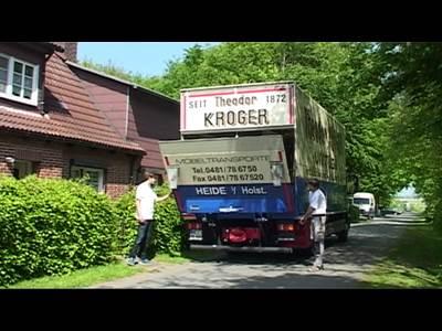 Kröger GmbH - Theodor Kröger Umzüge