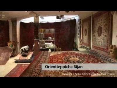 Bijan Orient Teppich Haus