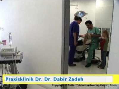 Ästhetische ambulante Operationen Dabir Zadeh