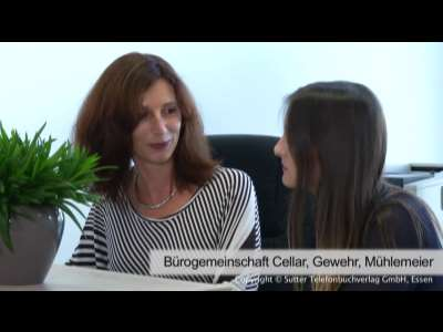 Anwälte Cellar Anna, Gewehr Sabine, Mühlemeier Peter
